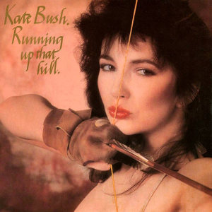 Running Up That Hill - Image: Kate Bush Running Up That Hill