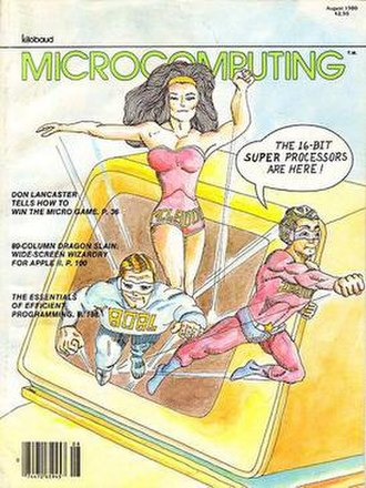 Kilobaud Microcomputing - August 1980 issue