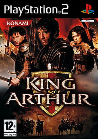 King Arthur (video game) - Image: King Arthur (video game)