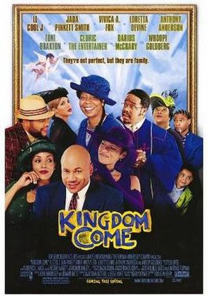 Kingdom Come (2001 film) - Theatrical release poster