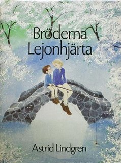 <i>The Brothers Lionheart</i> book