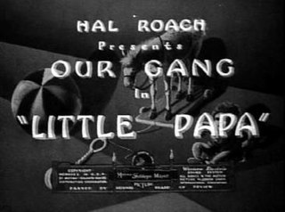 <i>Little Papa</i> 1935 film by Gus Meins