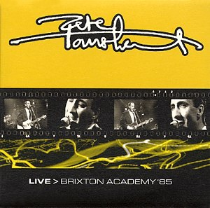Live: Brixton Academy '85 - Image: Live Brixton Academy 85