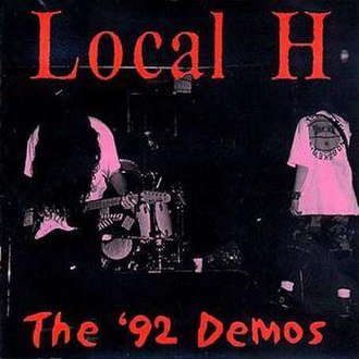 The '92 Demos - Image: Local H The'92Demos