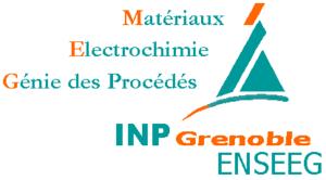 École Nationale Supérieure d'Électrochimie et d'Électrométallurgie de Grenoble - Image: Logo ENSEEG