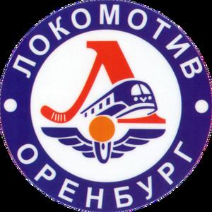 Lokomotiv Orenburg - Image: Lokomotiv Orenburg logo