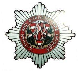 Lothian and Borders Fire and Rescue Service - Image: Lothian and Borders Fire Brigade