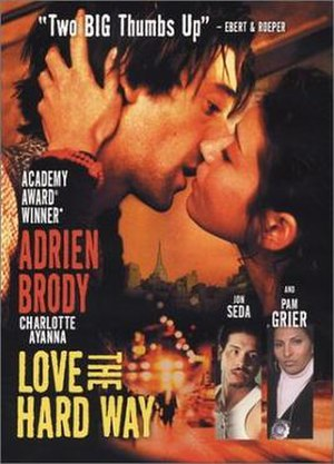 Love the Hard Way - DVD cover