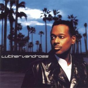 Luther Vandross (album) - Image: Luther Vandross album cover