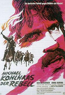 <i>Man on Horseback</i> 1969 film by Volker Schlöndorff