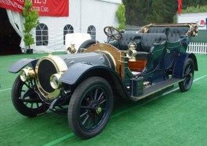 Milne Barbour - Image: Milne barbour car