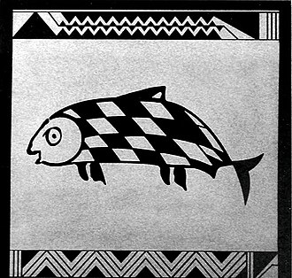 Ichthyology - Fish represent approximately 8% of all figurative depictions on Mimbres pottery.