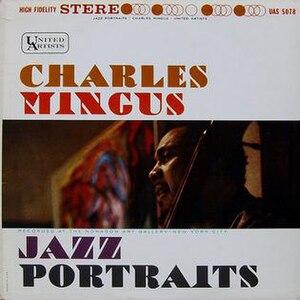 Jazz Portraits: Mingus in Wonderland - Image: Mingus Jazz Portraits