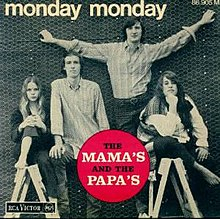 The Mamas & the Papas - Monday, Monday (studio acapella)