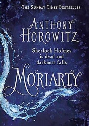 Moriarty (novel) - Image: Moriarty Novel