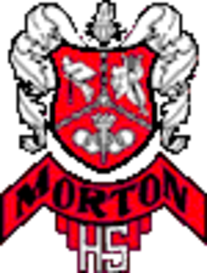 Morton High School (Morton, Illinois) - Morton High School crest