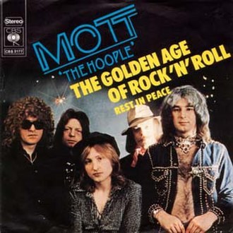 The Golden Age of Rock 'n' Roll - Image: Mthtgaornrs