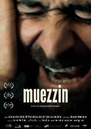 Müezzin - Theatrical Poster
