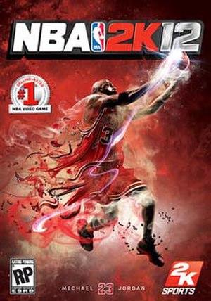 NBA 2K12 - Image: NBA 2K12 cover