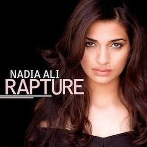 Rapture (iiO song) - Image: Nadia Ali Rapture