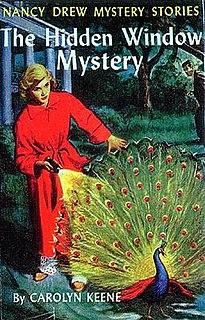 <i>The Hidden Window Mystery</i> book by Carolyn Keene