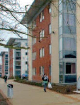 Liverpool Hope University - New Halls of Residence, Hope Park