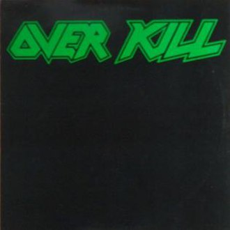 Overkill (EP) - Image: Overkill ep