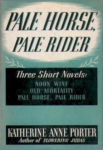 Pale Horse, Pale Rider - First edition cover