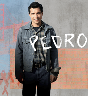 Pedro (film) - Theatrical release poster