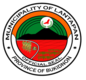 Official seal of Lantapan