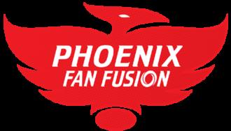 Phoenix Comicon - Image: Phoenix Comicon logo