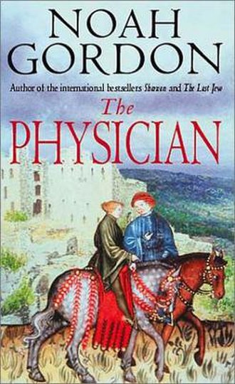 The Physician - Cover of the 1st American Edition