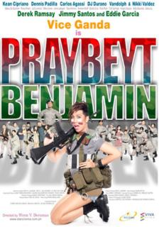 <i>The Unkabogable Praybeyt Benjamin</i> 2011 Filipino film