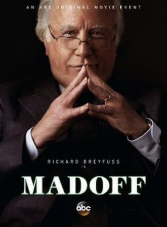 Madoff (miniseries) - Promotional poster