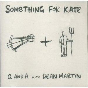Q & A with Dean Martin - Image: Q & A with Dean Martin cover