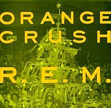 R.E.M. — Orange Crush (studio acapella)