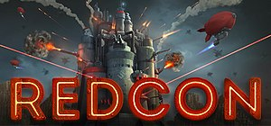 Redcon (video game) - Image: REDCON Cover