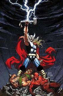 Ragnarok (comics) fictional character