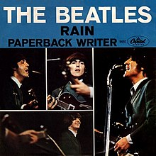 Rain (Beatles song) - Wikipedia