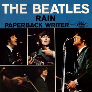 Rain (Beatles song) - Image: Rain Paperback Writer US aa sleeve