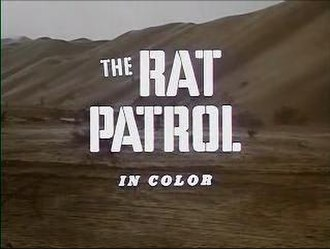 The Rat Patrol - Image: Rat patrol