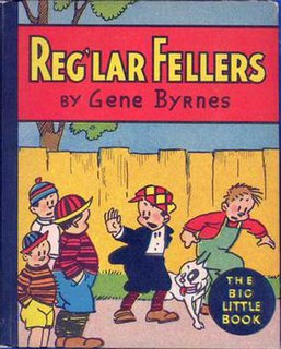 <i>Reglar Fellers</i> 1917-1949 American comic strip