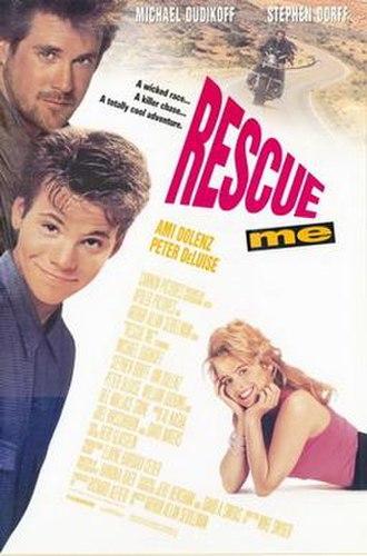 Rescue Me (film) - Image: Rescue me movie poster
