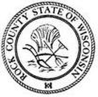 Rock County, Wisconsin - Image: Rock County wi seal