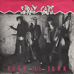 Rock This Town - Image: Rock This Town UK45