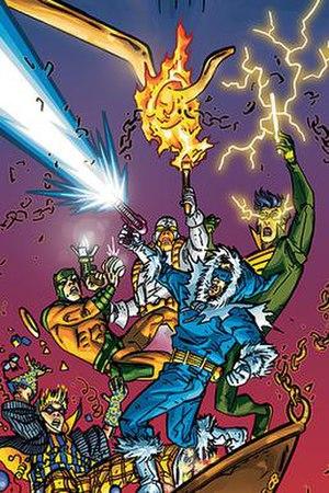 Final Crisis: Rogues' Revenge - Image: Rogues Revenge 2