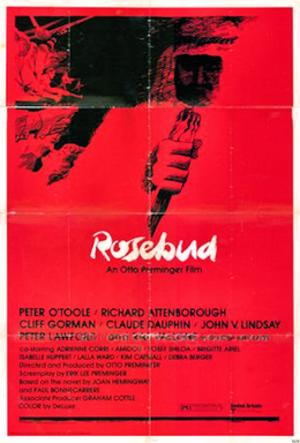 Rosebud (film) - Image: Rosebud 1975 Film Poster