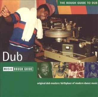 The Rough Guide to Dub - Image: Rough Guide Dub