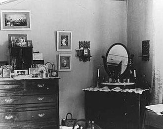 Old Reynella, South Australia - Photograph of Rupert Reynell's room