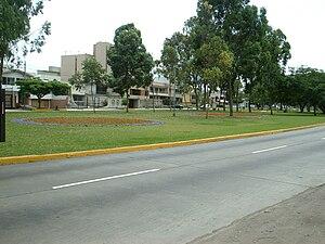 San Borja District - San Borja Sur Avenue